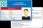 Üye Kartı (RFID)